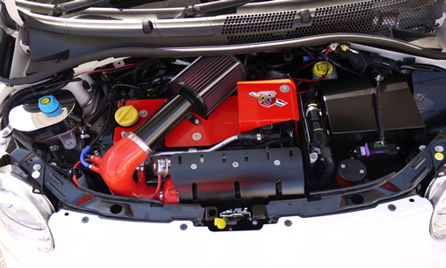 Abarth 500 Engine: Fiat 500 Engine Bay Diagram At Anocheocurrio.co