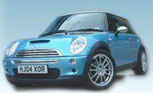 GT Tuning BMW Mini parts and performance conversion